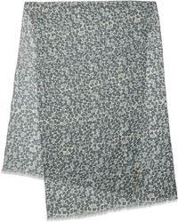 Hickey Freeman - Repeat Paisley-print Scarf - Lyst