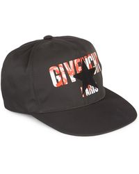 Givenchy - Iris Logo Baseball Cap - Lyst