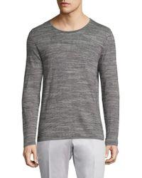 Strellson - Eston Cotton Sweater - Lyst
