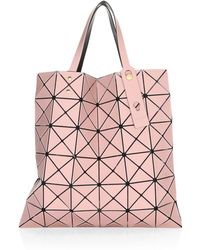 90b2a7efd9cb Lucent Prism Backpack. £770. Selfridges · Bao Bao Issey Miyake - BAO BAO  borsa rosa - Lyst