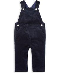 Ralph Lauren Baby Boy's Corduroy Overalls