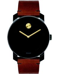 Movado - Bold Tr90 Stainless Steel Watch - Lyst