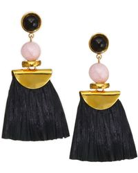 Lizzie Fortunato | Hula Ii Earrings | Lyst