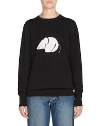 Loewe - Mouse Crewneck Sweater - Lyst