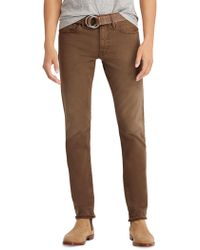 Polo Ralph Lauren - Erikson Slim-fit Jeans - Lyst