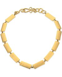 Stephanie Kantis - Textile Necklace - Lyst