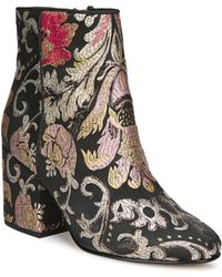 Sam Edelman - Taye Leather Boots - Lyst