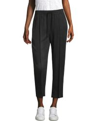 ATM - Pull-on Cropped Pants - Lyst