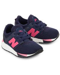 New Balance - Baby's Lace-up Low-top Sneakers - Lyst