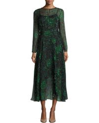 L.K.Bennett - Floaty Dress - Lyst
