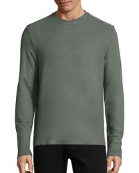 Ovadia And Sons - Thermal Patch Tee - Lyst