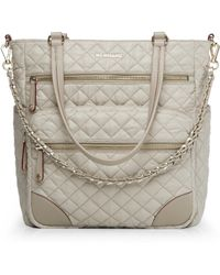 MZ Wallace - Diamond Quilted Tote - Lyst