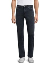 AG Jeans | Graduate Straight Fit Jeans | Lyst