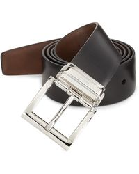 Prada   Leather Belt   Lyst