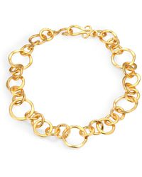 Stephanie Kantis - Coronation Large Chain Necklace/18 - Lyst