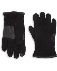 UGG - Smart Suede Gloves - Lyst