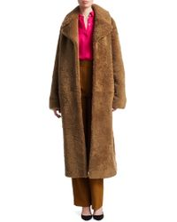 A.L.C. - Hayworth Shearling Coat - Lyst