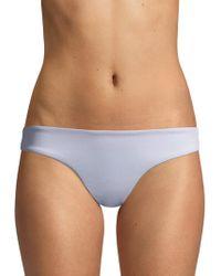 Onia - Lily Solid Bikini Bottom - Lyst
