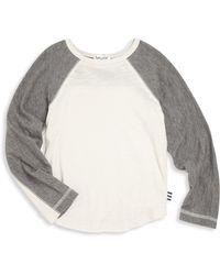 Splendid - Little Boy's Raglan Sleeve Pullover - Lyst