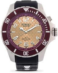 Kyboe - Stainless Steel Florida Seminoles Strap Watch - Lyst