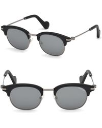 3f75a6f941817 Gucci Square-frame Aluminum And Injected Sunglasses in Black for Men ...