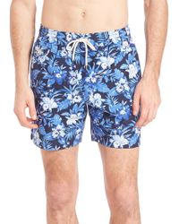Polo Ralph Lauren - Floral Print Board Shorts - Lyst