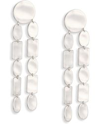 Ippolita - 925 Senso Oval & Round Double Linear Earrings - Lyst