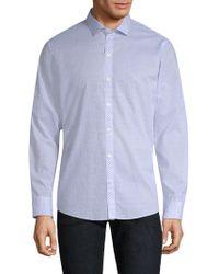 Zachary Prell - Korey Long-sleeve Woven Shirt - Lyst