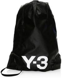 bbd724b8ca Lyst - Y-3 Ultra Tech Large Backpack Black in Black for Men