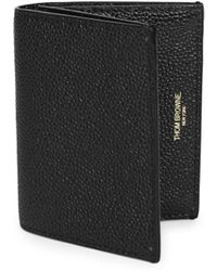 Thom Browne - Leather Double Card Holder - Lyst