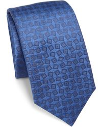 Saks Fifth Avenue | Textured Silk Tie | Lyst
