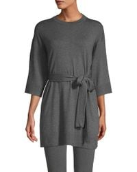 Eileen Fisher - High Roundneck Tunic - Lyst