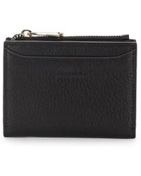 Aimee Kestenberg - Zoey Oil Slick Leather Bi-fold Wallet - Lyst