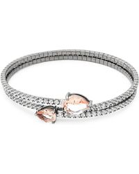 Saks Fifth Avenue - Crystal Bangle Bracelet - Lyst
