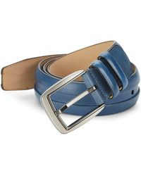 Mezlan - Palma Leather Belt - Lyst