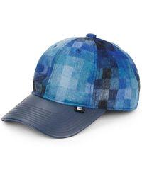 Block Headwear - Pixel Block Baseball Cap - Lyst