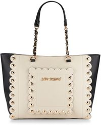 Betsey Johnson - Wavy Days Two-tone Tote - Lyst