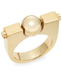 A.L.C. - Rotating Ball Ring - Lyst