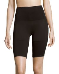 Yummie By Heather Thomson - Banded Waist Tights - Lyst