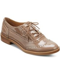 Franco Sarto - Wing Tip Lace-up Oxfords - Lyst