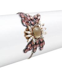 Tataborello - Butterfly Bracelet - Lyst