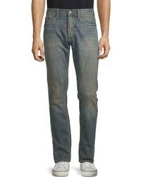 Jean Shop - Jim Bojangles Cotton Jeans - Lyst