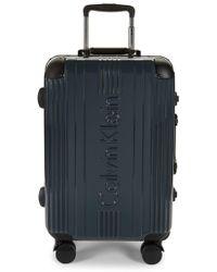 Calvin Klein - Logo 19.5-inch Suitcase - Lyst