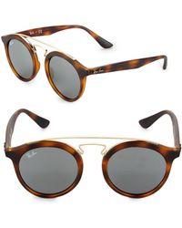 Ray-Ban - 46mm New Gatsby I Sunglasses - Lyst