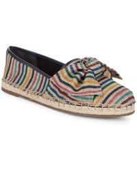 Circus by Sam Edelman - Lilian Striped Slip-on Espadrilles - Lyst