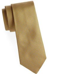 Saks Fifth Avenue - Square Dot Silk Tie - Lyst