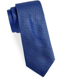 Saks Fifth Avenue - Connected Silk Tie - Lyst