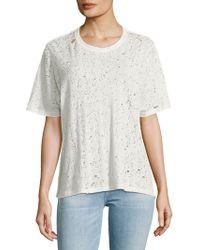IRO - Grayle T-shirt - Lyst