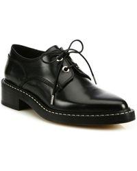 Rag & Bone - Kenton Leather Derby Oxfords - Lyst