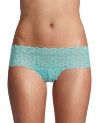 Cosabella - Sweet Treats Star Hotpant Panty - Lyst